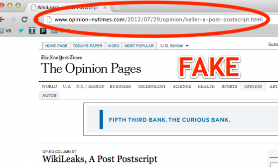 site-falso-do-nyt-engana-reporter-da-publicacao