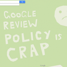 google-review-policy-crap