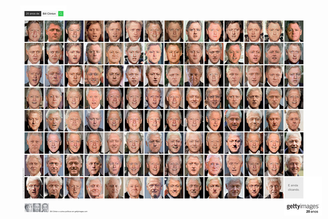 GETTYIMAGES BILL CLINTON