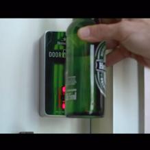 heineken-door-lock