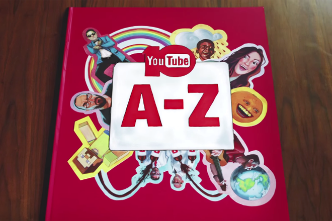 youtube-a-to-z