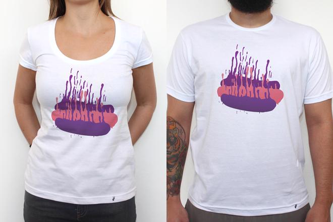 Pastel de Feira Rules' – agências criam camisetas inspiradas