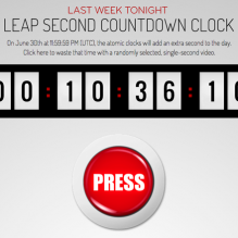 leap-second-countdown-clock