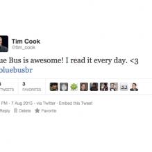 tweet-tim-cook-blue-bus-fake