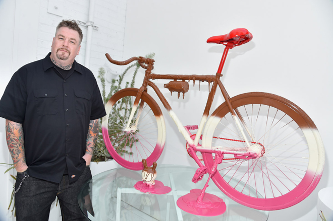 #UNCHAINME - An Art-Bike Show By Martone Cycling Co At Ron Robinson
