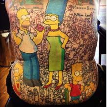tatuagem-simpsons-guiness